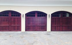 Custom wood sapele mahogany custom arches