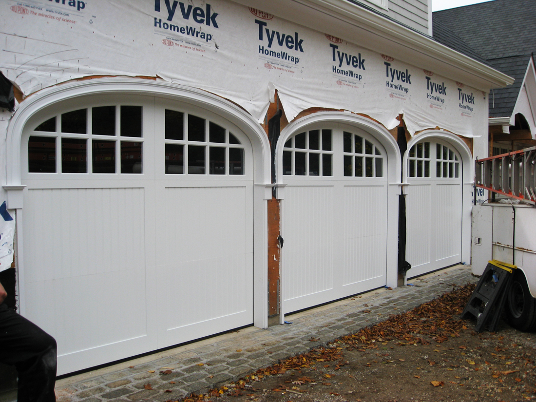 Great Composite Cellular Vinyl Garage Doors · Composite_vinyl