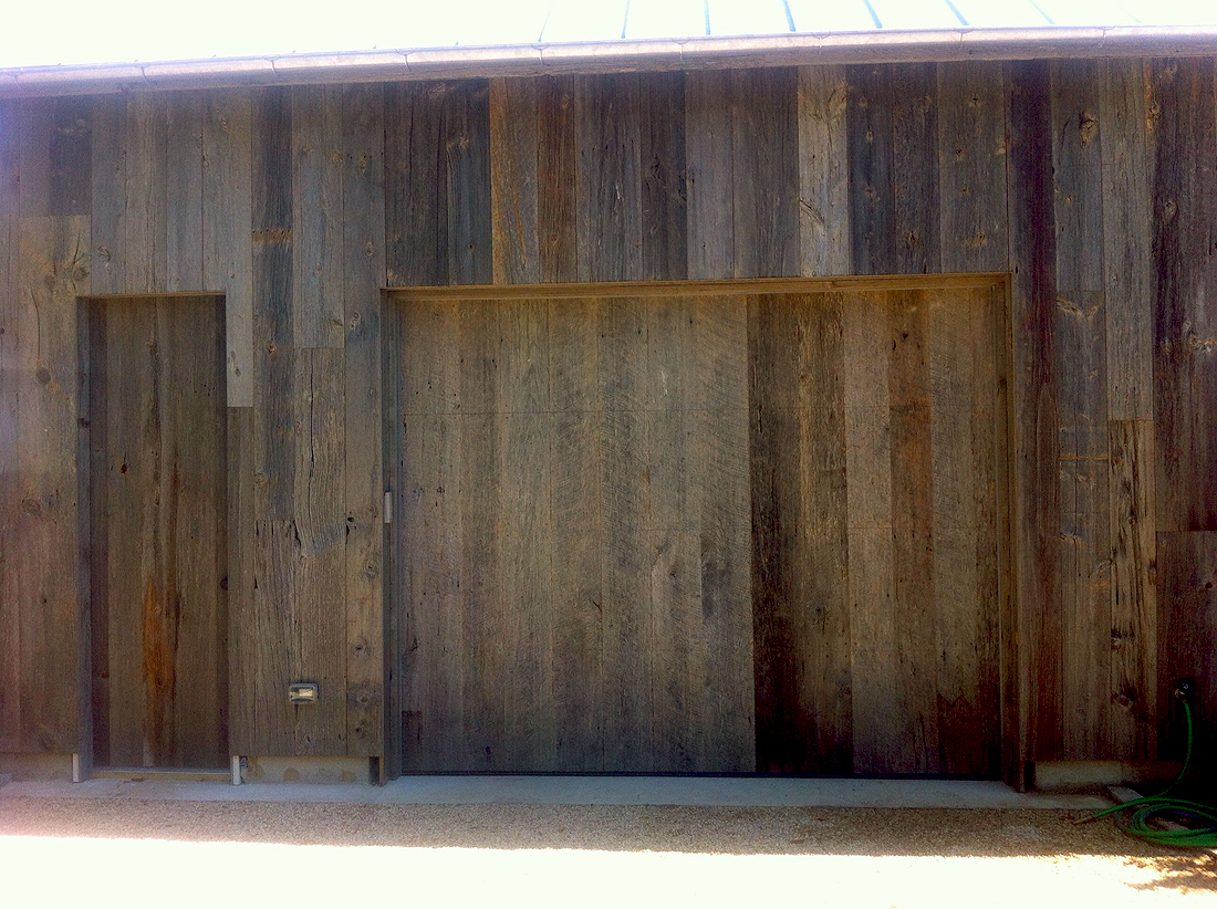 822 #6F8B40 Custom Re Claimed Wood Garage Doors AJ Garage Door Long Island NY picture/photo Garage Doors Custom 36691100