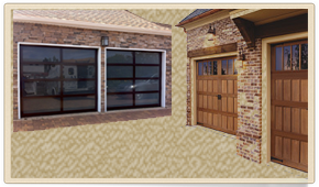 Aj garage door installation custom garage doors long island ny - Custom size garage doors ...