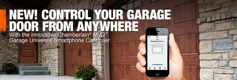 myq opener garage doors continental smartphone liftmaster door