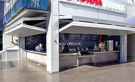 Yankee Stadium Schweiss Hydraulic Bifold